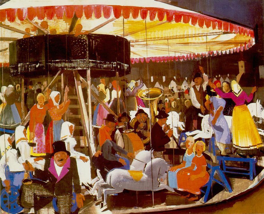 Carousel, 1931