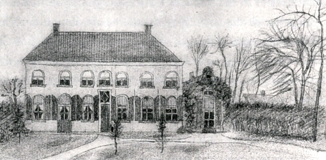 Vicarage at Etten, 1876