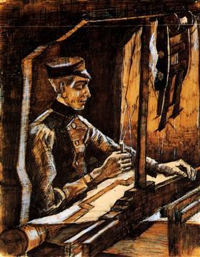 Tejedor, Vincent van Gogh