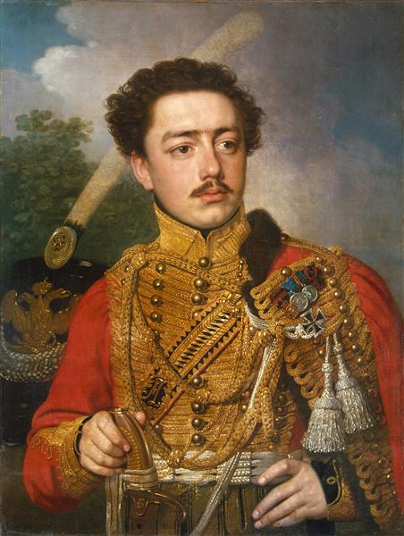 Carenkov Masukov - Vladimir Borovikovsky