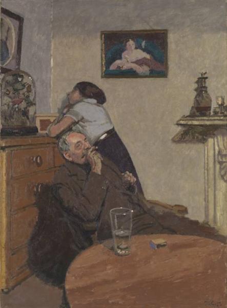 Ennui, c.1913 - Walter Sickert