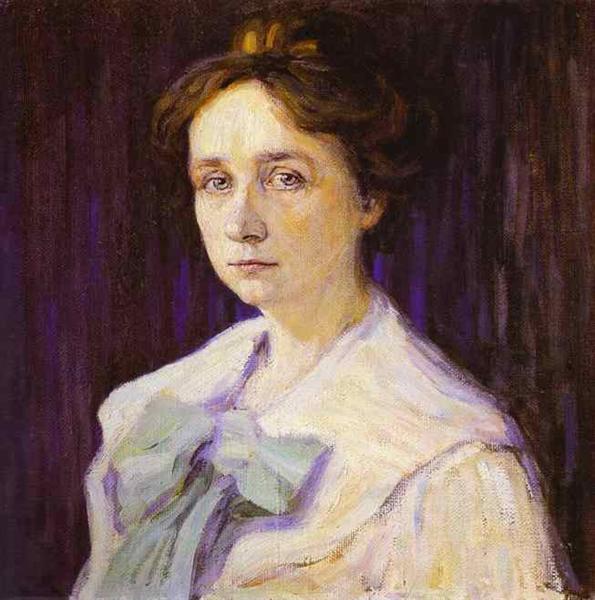 Gabriele Munter, 1905 - Wassily Kandinsky