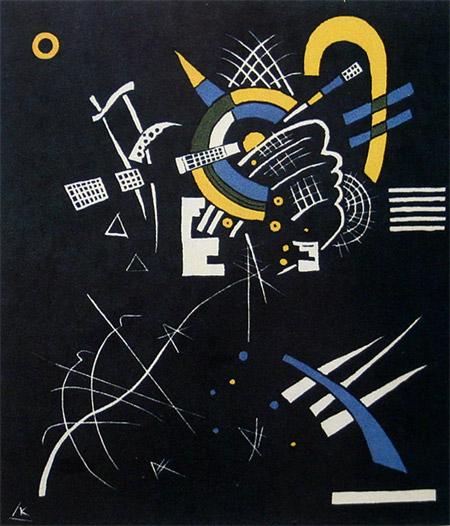 Small Worlds VII, 1922 - Wassily Kandinsky