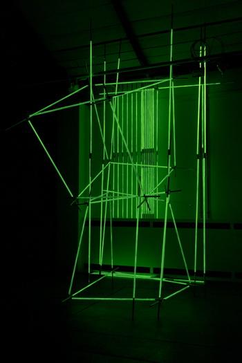 Structure, 2013 - Werner Haypeter