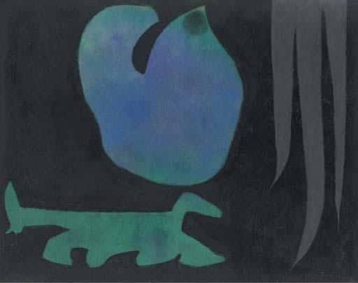 Oriental, 1952 - William Baziotes