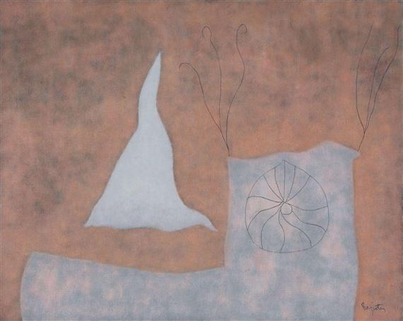 Pinwheel, 1958 - William Baziotes