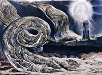 The Lovers Whirlwind - William Blake