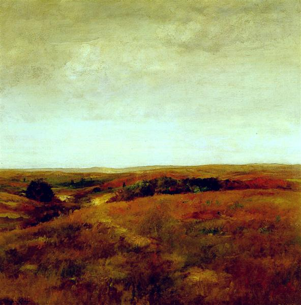 October, 1893 - William Merritt Chase