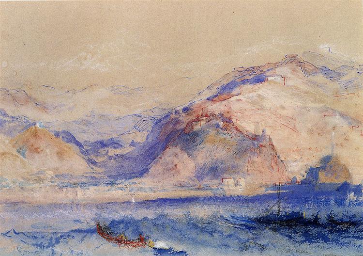 Genda - J.M.W. Turner