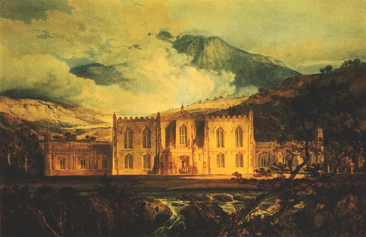 Hafod, 1841 - J.M.W. Turner