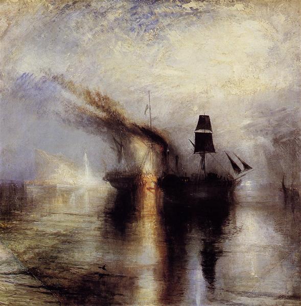 Peace, c.1842 - J.M.W. Turner