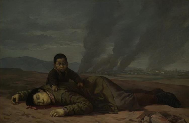 Matka Koreanka, 1951 - Войцех Фангор