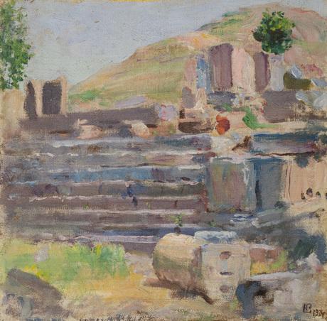 Garni, 1934 - Yeghishe Tadevosyan