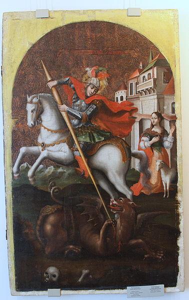Saint George - Yov Kondzelevych